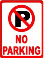 No-Parking-Sign