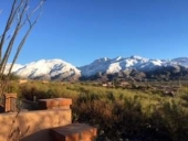 snowcapped mountains 2019 feb