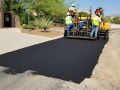 Paving of Via Sempreverde begins © 2017 Guy Scharf