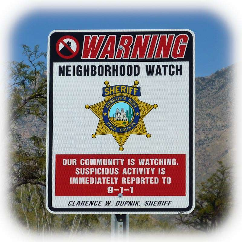 Highlights From The Neighborhood Watch Meeting On 3 10 18